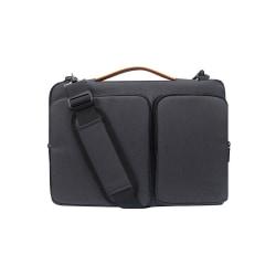 """Laptopväska med externa fack 13-14"""""""