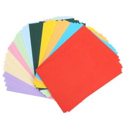 100 A4  Papper - blandade färger