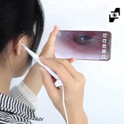 Endoscope för öron