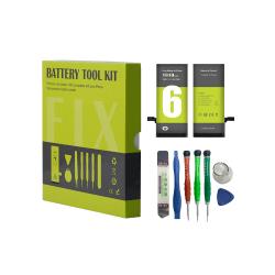 Oh-Box Iphone 6 Batteri & Verktyg