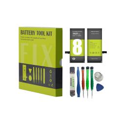 Oh-Box Iphone 8 Batteri & Verktyg