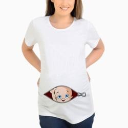 Rolig Bebis T-Shirt - Strl M