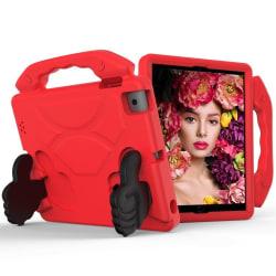 Skyddande skal med handtag till iPad 4 / 3 / 2 Röd