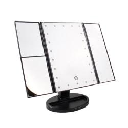 Sminkspegel belysning - 24 Lampor / 4 olika speglar