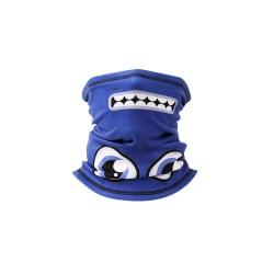 Tubscarf för barn - Blå