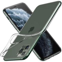 Transparent TPU-skal till iPhone 11 Pro