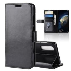 Huawei P30 - Plånboksfodral - Svart Black Svart