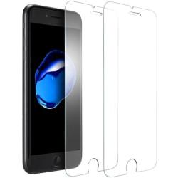 2-Pack - iPhone 7/8/SE (2020) - Härdat Glas Skärmskydd