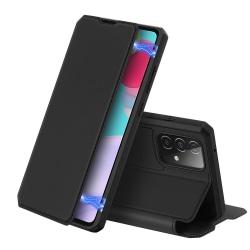 Samsung Galaxy A52 - DUX DUCIS Skin X Shockproof Fodral - Svart Black Svart