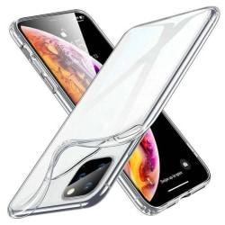 Genomskinligt TPU-skal till iPhone 11