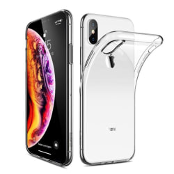 iPhone XR - Transparent TPU Skal