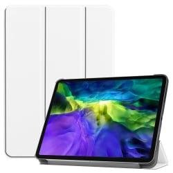 iPad Air (2020) / Pro 11 - Tri-Fold Fodral - Vit White Vit