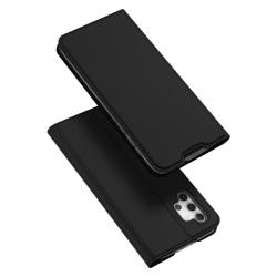 Samsung Galaxy A32 5G - DUX DUCIS Skin Pro Fodral - Svart Black Svart