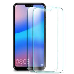 2-Pack - Huawei P20 Lite - Skärmskydd i Härdat Glas