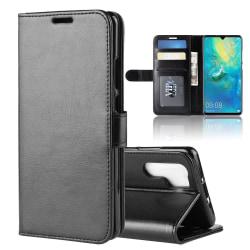 Huawei P30 Pro - Plånboksfodral - Svart Black Svart