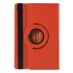 Samsung Galaxy Tab S5e - 360° Rotation Fodral - Orange Orange