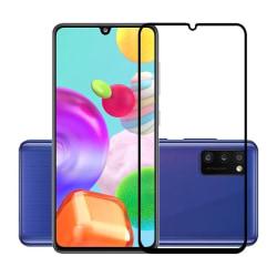 Samsung A32 5G - 2-Pack Heltäckande Skärmskydd i Härdat Glas