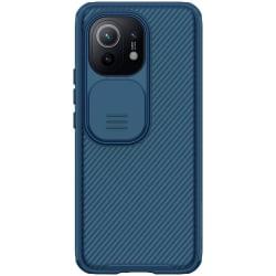 Xiaomi Mi 11 - NILLKIN CamShield Pro Skal - Blå Blue Blå