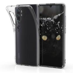 Xiaomi Mi Note 10 / Note 10 Pro - Transparent TPU Skal