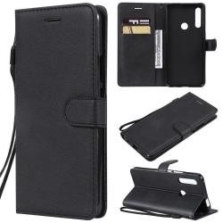 Huawei P Smart Z - Plånboksfodral - Svart Black Svart