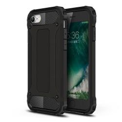iPhone 7/8/SE (2020) - Armor Hybrid Skal - Svart Black Svart
