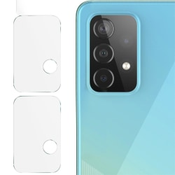 Samsung Galaxy A52/A72 - IMAK 2-PACK Linsskydd I Härdat Glas