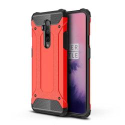 OnePlus 7T Pro - Guard Armour Skal - Röd Red Röd