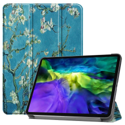 iPad Air (2020) / Pro 11 - Tri-Fold Fodral - Peach Blossom
