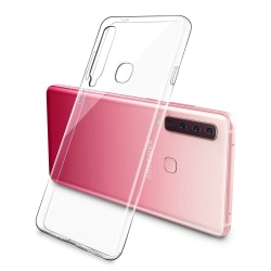 Samsung Galaxy A9 (2018) - Transparent TPU Skal