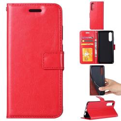 Xiaomi Mi A3 - Plånboksfodral - Röd Red Röd
