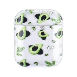 AirPods Skyddsfodral Med Motiv - Avocado Avocado
