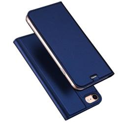 iPhone 7/8/SE (2020) - DUX DUCIS Skin Pro Fodral - Blå Blue Blå