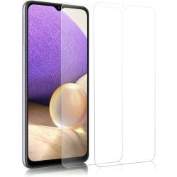2-Pack Samsung Galaxy A32 5G - Skärmskydd i Härdat Glas