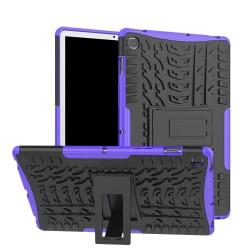 Samsung Galaxy Tab S5e - Rugged Kickstand Armor Skal - Lila Lila