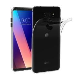 LG V30 - Transparent TPU Skal