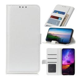 Xiaomi Mi A3 - Plånboksfodral - Vit White Vit