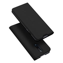 OnePlus 8 - DUX DUCIS Plånboksfodral - Svart Svart