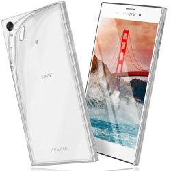 Sony Xperia E5 - Transparent TPU Skal