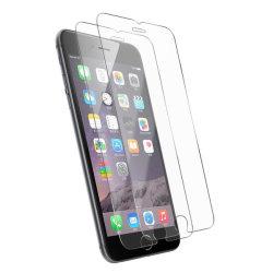 2-Pack härdat glas för iPhone 6/6S PLUS