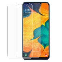 2-Pack Samsung Galaxy A10 - Skärmskydd i Härdat Glas