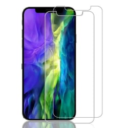 2-Pack - iPhone 12 Pro Max - Härdat Glas Skärmskydd