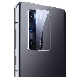Huawei P40 - 2-PACK BENKS Linsskydd i Härdat Glas