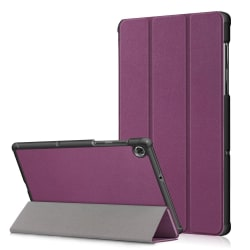 Lenovo Tab M10 Plus - Tri-Fold Fodral - Lila Purple Lila
