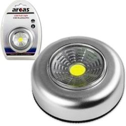 Batteridriven belysning LED downlight, spotlight lampa Grafitgrå