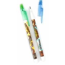 Piggpenna Stiftpenna Penna Pennor  2/pack Dinosaurier