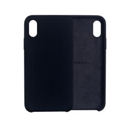 Merskal Soft Cover iPhone X/Xs Svart