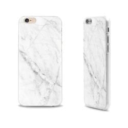 Marbles iPhone 6/6s Vit