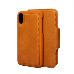 Merskal Wallet Case iPhone 11 Orange