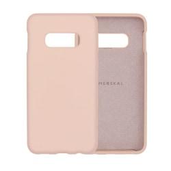Merskal Soft Cover Galaxy S10e Rosa