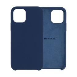 Merskal Soft Cover iPhone 11 Pro Blå